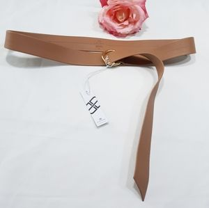 B-Low The Belt Supple Belt Leather Camel Belt